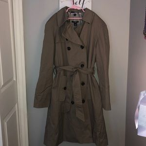 NWT Gap Trench Coat